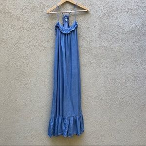 Gap Denim Women's Small Maxi Dress
